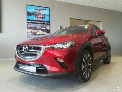 usado Mazda CX-3 1.8 D 85kW (115CV) 2WD Evolution Design Incluye 3