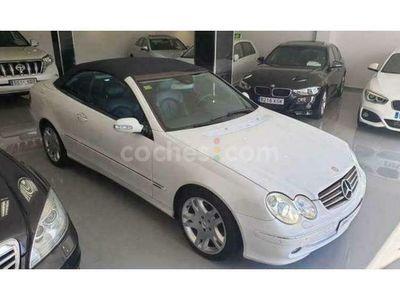 usado Mercedes CLK320 Clase Clk Cabrio Avantgarde 218 cv en Malaga