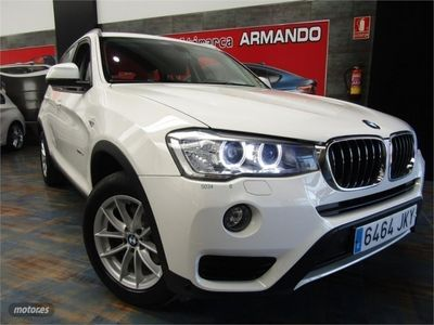 used BMW X3 sDrive18d