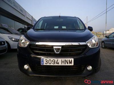 usado Dacia Lodgy 1.5 dci 8v 110cv 7 posti lauréate diesel