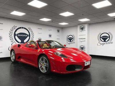usado Ferrari F430 Spider F1 490CV - Vehiculo Nacional - Rosso Corsa