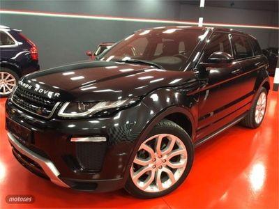 brugt Land Rover Range Rover evoque 2.0L TD4 180CV 4x4 HSE Dynamic Auto
