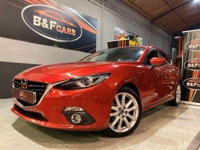 usado Mazda 3 32.2 Luxury Navegador 110kW