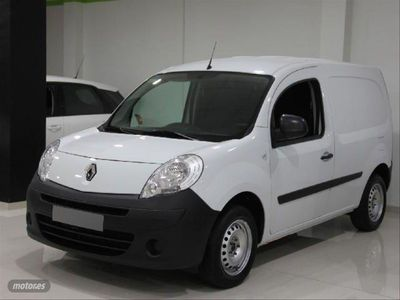 usado Renault Kangoo Profesional Maxi 2P 2013 dCi 90 E5