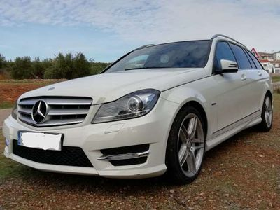 usado Mercedes C250 Estate CDI BE Avantgarde