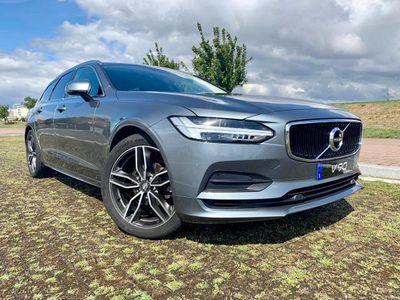 usado Volvo V90 D3 Momentum Aut. 150cv *FINANCIADO 33.990€