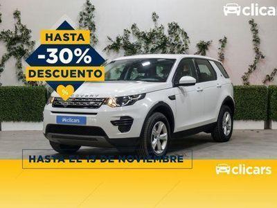 usado Land Rover Discovery Sport 2.0TD4 SE 4x4 150