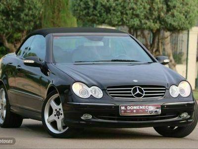 usado Mercedes CLK320 2p