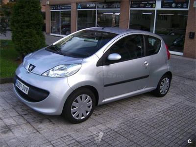 usado Peugeot 107 1.0i Urban 3p. -06