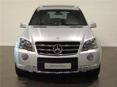 "usado Mercedes ML63 AMG ML 63 AMGAMG 6.3 4MATIC 375KW(510CV) ""NACIONAL"""