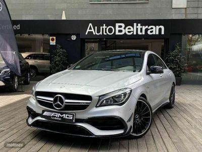 usado Mercedes CLA45 AMG CLA AMG4MATIC