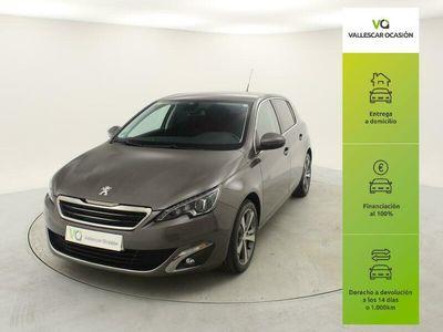 usado Peugeot 308 ALLURE 1.6 BLUEHDI 120 CV FAP 5P