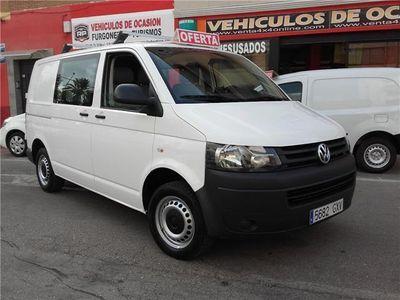 usado VW Transporter Mixto 2.0TDI Techo Normal 140 6pl.