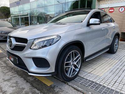 usado Mercedes GLE350 Coupé d 4Matic Aut. AMG LINE