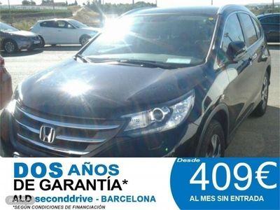 brugt Honda CR-V 2.2 i-DTEC Luxury *NAV, CUERO, TECHO, 409€/MES*