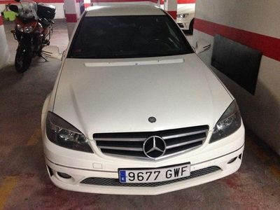 usado Mercedes CLC200 CLC ClaseCDI Style Edition 122CV
