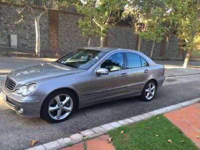 gebraucht Mercedes C270 Familiar CDI Avantgarde