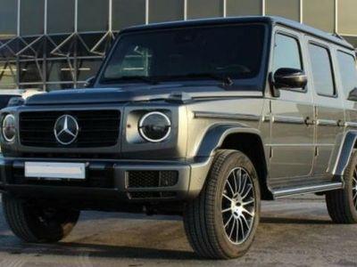 gebraucht Mercedes G350 d 4M MOD.2019 **AMG** NIGHT/TECHO/BOLA.. FULL!!