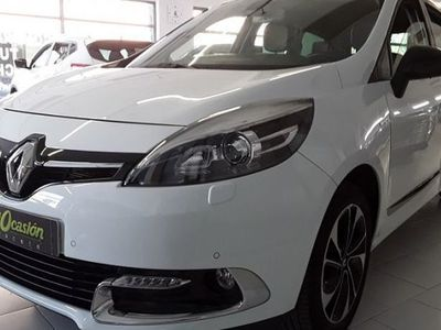 usado Renault Scénic Grand 1.5dCi Bose EDC 7pl.