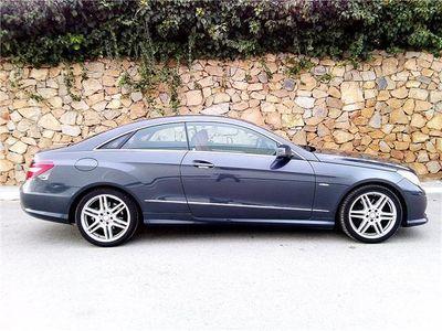 usado Mercedes E350 Coupé CDI BE 7G Plus Ocasión Murcia