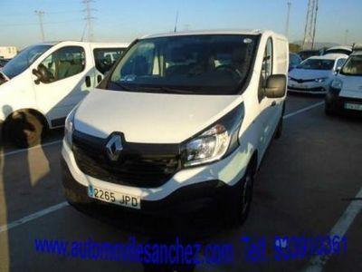 usado Renault Trafic 1.6Dci FURGON