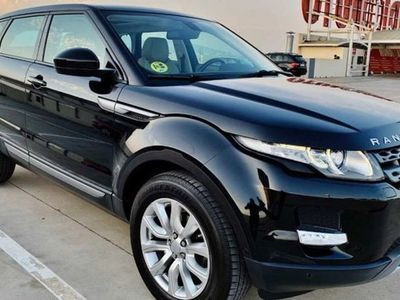 used Land Rover Range Rover evoque 2.0TD4 Pure 4WD Aut. 150