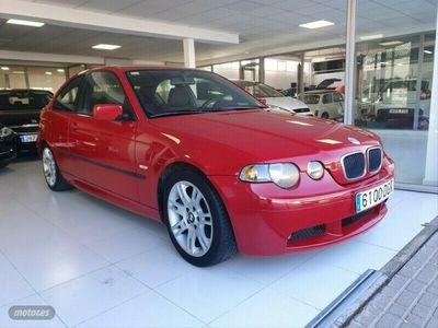 usado BMW 320 Compact td Compact M Sport