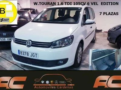 usado VW Touran 1.6TDI Business BMT 105