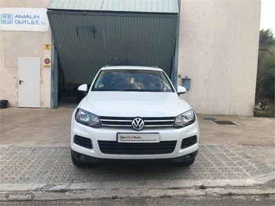 usado VW Touareg 3.0TDI V6 BMT Pure Tiptronic