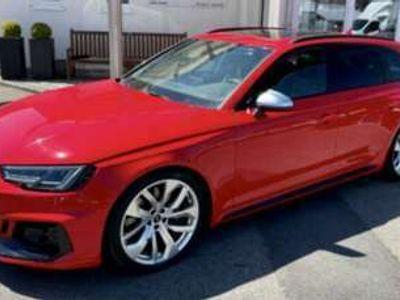 usado Audi RS4 RS4Avant TFSI quattro tiptronic