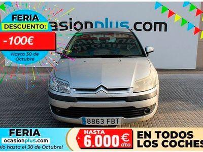 usado Citroën C4 1.6 HDi 92 Collection