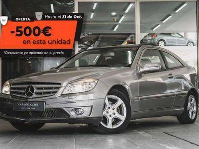 usado Mercedes CLC180 ClaseKompressor Auto