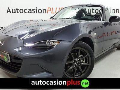 usado Mazda MX5 MX-51.5 96KW 131cv LUXURY 2P