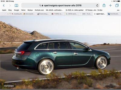 usado Opel Insignia ST 2.0 CDTI Excellence Auto