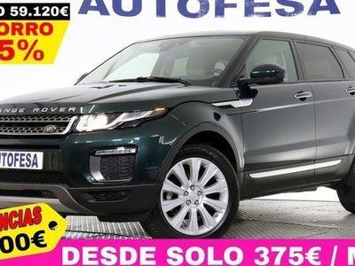 usado Land Rover Range Rover evoque 2.0 TD4 HSE 4X4 180CV 5P # IVA DEDUCIBLE,CUERO,GPS