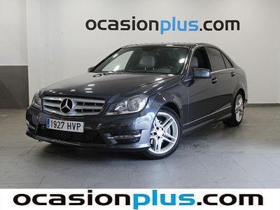 gebraucht Mercedes C200 200 CDI (136 CV)