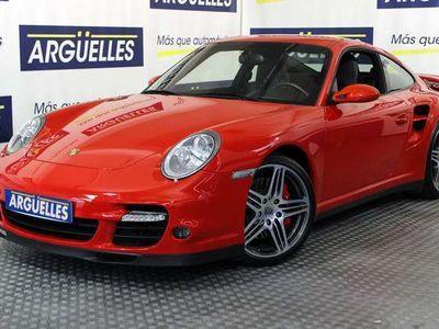 usado Porsche 911 Turbo Cabriolet Tiptronic 480cv Nacional