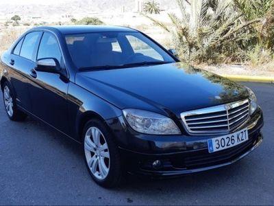 usado Mercedes C220 Clase CCDI BE Blue Efficiency
