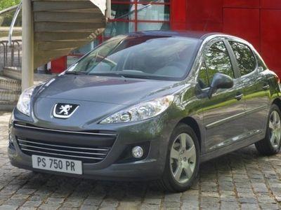 used Peugeot 207 + 1.4HDI FAP