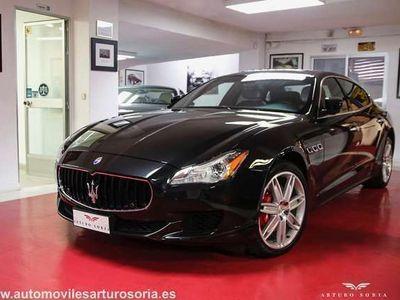 usado Maserati Quattroporte S Q4 Aut.
