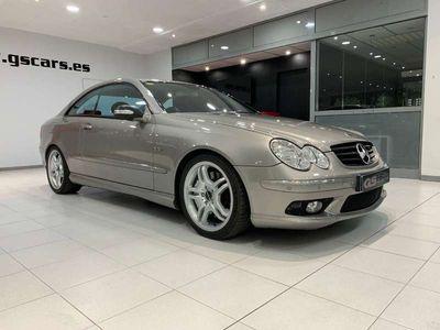 usado Mercedes CLK55 AMG Clase CLKAMG AUTO