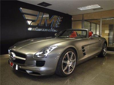usado Mercedes SLS AMG Roadster,NACIONAL IVA DEDUCIBLE.