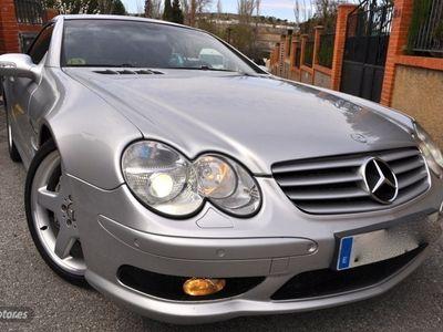 usado Mercedes SL55 AMG SLAMG VMAX 500CV MEGAFULLL