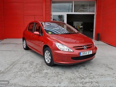 usado Peugeot 307 1.6 XS