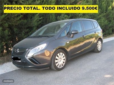 used Opel Zafira 1.6 CDTi SS 136 CV Excellence