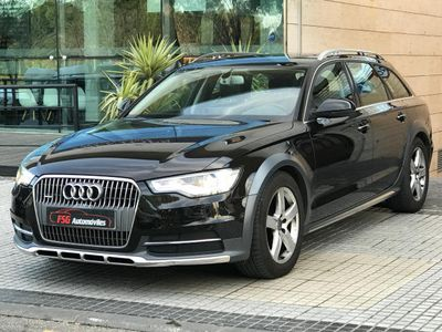 brugt Audi A6 Allroad quattro 3.0TDI S-Tronic - NACIONAL - KM CERTIFICAD