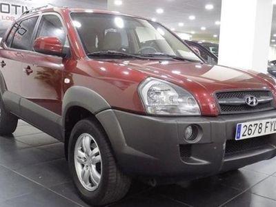 gebraucht Hyundai Tucson año 2007 90000 KM a € 7901.00