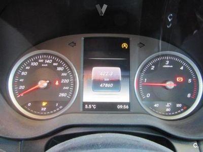 usado Mercedes C220 Clase CBluetec 4p. -15