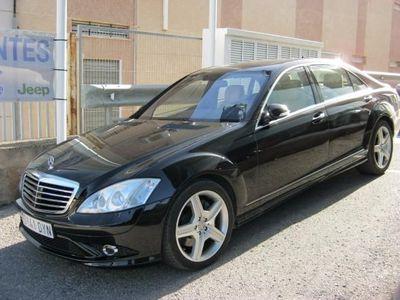 usado Mercedes 500 Clase S CLASELARGO