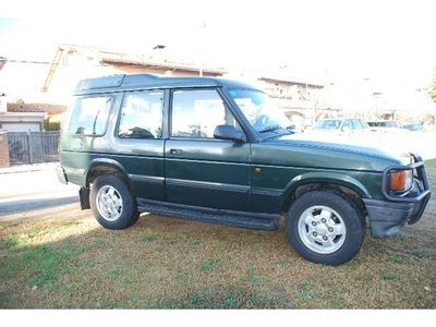 brugt Land Rover Discovery 2.5 Base Tdi